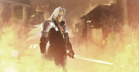 Lanzan libro gratuito con ilustraciones de <em>Final Fantasy VII</em>