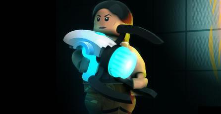 Confirman <em>Portal 2</em>, <em>Los Simpson</em> y <em>Jurassic World</em> para LEGO Dimensions