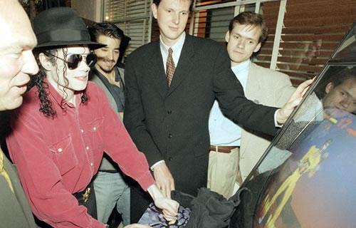 Durante los primeros días, hasta Michael Jackson iba a E3