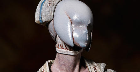 Figura de Bubble Head Nurse de <em>Silent Hill 2</em>