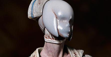 Lanzan figura de Bubble Head Nurse de <em>Silent Hill 2</em>
