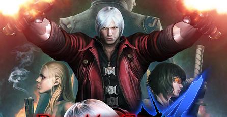 Capcom anuncia precio y fecha de salida para <em>Devil May Cry 4 Special Edition</em>