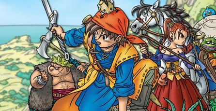 El 3DS recibirá port de <em>Dragon Quest VIII</em>