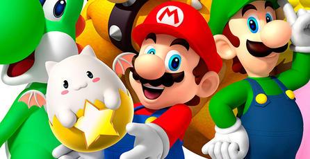 <em>Puzzle & Dragons: Super Mario Bros. Edition</em> domina las ventas japonesas