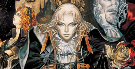 <em>Castlevania: Symphony of the Night</em>