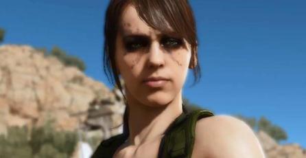 Stefanie Joosten habla sobre Quiet, su personaje en <em>Metal Gear Solid V: The Phantom Pain</em>