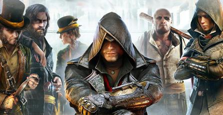 Primeras imágenes de <em>Assassin's Creed: Syndicate</em>