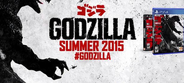 Presentan nuevo trailer de <em>Godzilla</em> para PS4 y PS3