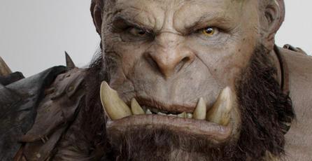 Publican imagen de Orgrim de la película de <em>Warcraft</em>