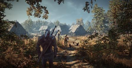 <em>The Witcher: Wild Hunt </em>ya está disponible