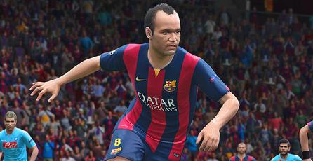 <em>PES 2015</em> aparecerá en uniformes de la Liga BBVA