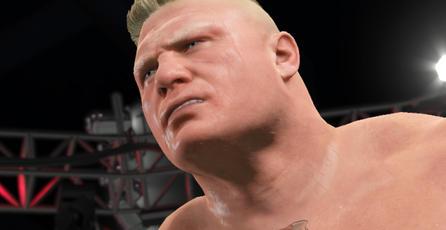 <em>WWE 2K16</em> llegará en octubre