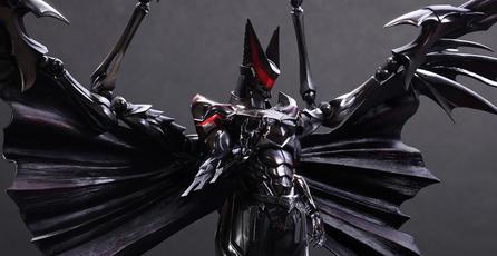 Figura de Batman creada por Tetsuya Nomura