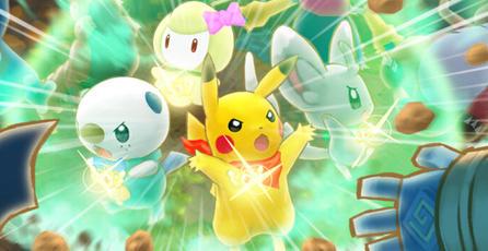 Anuncian <em>Pokémon Super Mystery Dungeon</em> para finales de 2015