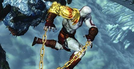 <em>God of War III Remastered</em> pesa poco más de 40 GB