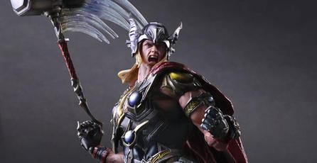 Square Enix lanzará figura de Thor