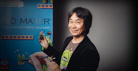Shigeru Miyamoto: la búsqueda de la belleza en los videojuegos