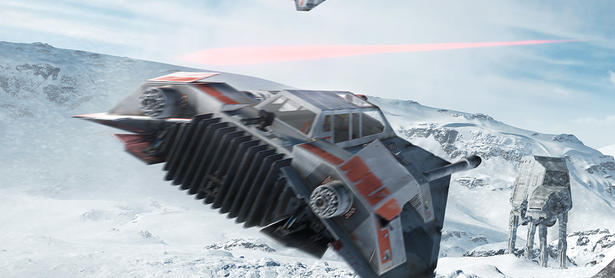 DICE: <em>Star Wars: Battlefront</em> es un reinicio