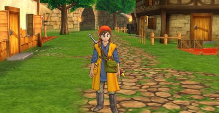 <em>Dragon Quest VIII 3DS</em> no tendrá 3D estereoscópico