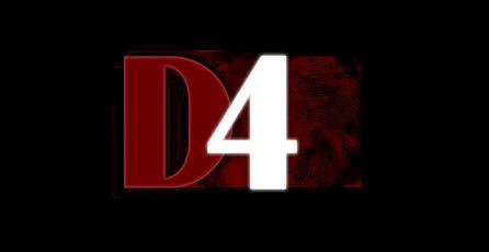 <em>D4: Dark Dreams Don't Die</em> llegará el próximo mes a Steam