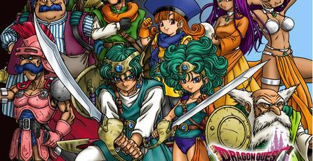 La saga RPG de <em>Dragon Quest</em> cumple 29 años