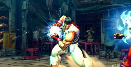 <em>Ultra Street Fighter IV</em> llegó a PlayStation 4 lleno de bugs