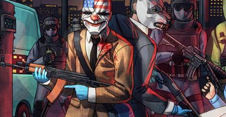 Presentan nuevo trailer de <em>PayDay 2: Crimewave Edition </em>