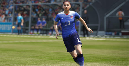 <em>FIFA 16</em> tendrá equipos femeniles por primera vez en la historia