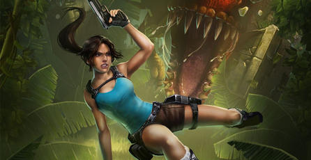 Ya está disponible <em>Lara Croft: Relic Run</em> en iPhone y Android