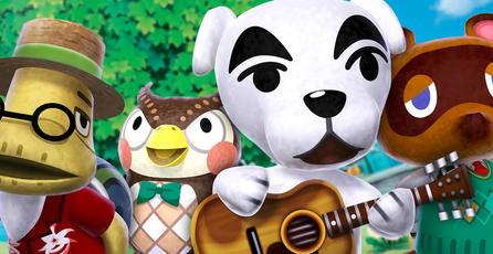 <em>Animal Crossing</em> para Wii U estaría en desarrollo