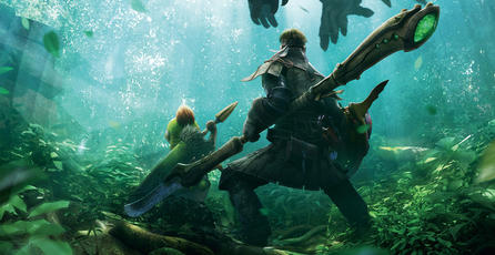 Anuncian <em>Monster Hunter X</em> para Nintendo 3DS