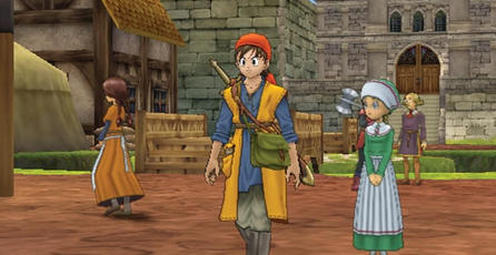 Ve aquí el trailer de <em>Dragon Quest VIII</em> para Nintendo 3DS