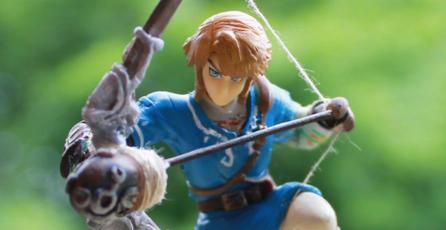 Crean impresionante amiibo de Link personalizado de <em>TLoZ</em> para Wii U
