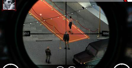 <em>Hitman: Sniper</em> ya está disponible para iPhone y Android