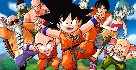 Evolución física de personajes de Dragon Ball