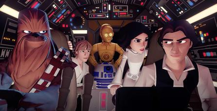 Diseñador habla sobre los personajes de <em>Star Wars</em> en <em>Disney Infinity 3.0</em>