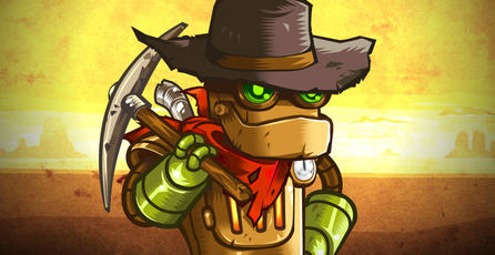 <em>SteamWorld Dig: A Fistful of Dirt</em>
