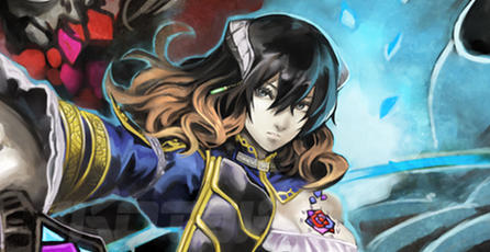Muestran primer video con gameplay de <em>Bloodstained: Ritual of the Night</em>