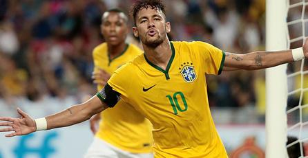 Neymar Jr. será la portada de <em>PES 2016 </em>