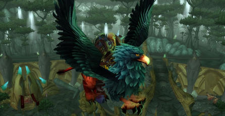 <em>Warlords of Draenor</em> tendrá monturas voladoras