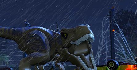 Ve aquí el trailer de lanzamiento de LEGO Jurassic World