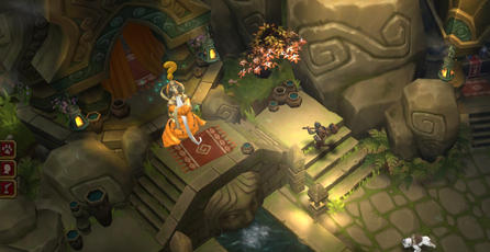 <em>Torchlight</em> llegará a iPhone y dispositivos Android