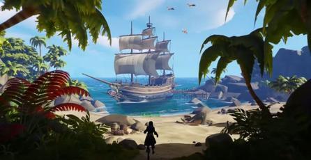<em>Sea of Thieves</em> es el nuevo juego de Rare