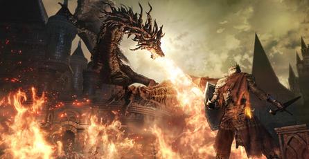 Screenshots de la presentación de Dark Souls III en E3