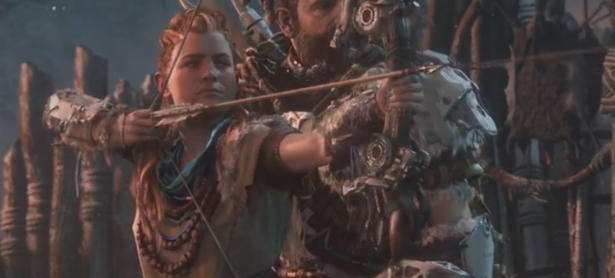 Ve aquí el trailer con gameplay de <em>Horizon: Zero Dawn</em>