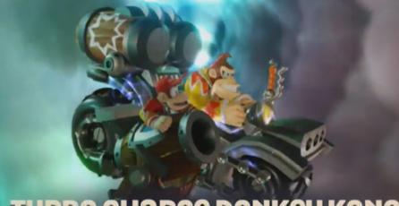 Los amiibo de Bowser y Donkey Kong llegarán a <em>Skylanders: SuperChargers</em>