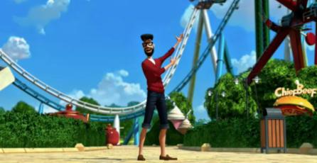 Presentan el estreno mundial de <em>Planet Coaster</em>