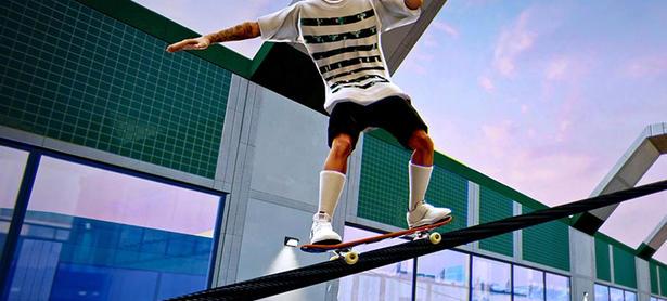 <em>Tony Hawk's Pro Skater 5</em> llegará a finales de septiembre