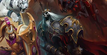 Revelan detalles de Leoric y el Monje en <em>Heroes of the Storm</em>