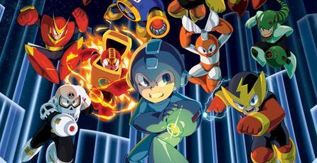 <em>Mega Man Legacy Collection</em>